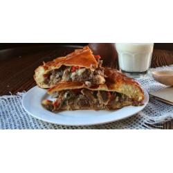Пирог с бараниной и овощами: заказать, доставка