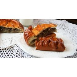 Пирог c картофелем и грибами: заказать, доставка