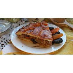 Пирог с индейкой и сухофруктами: заказать, доставка