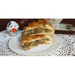 Пирог с лесными грибами: заказать, доставка