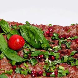 Шампур шашлыка люля-кебаб телятина - 160 грамм