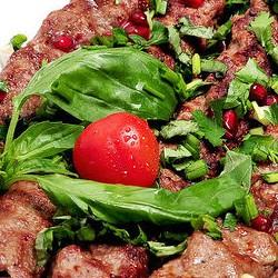 Шампур шашлыка люля-кебаб из баранины- 160 грамм