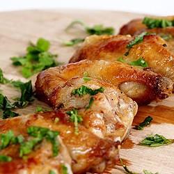 Шампур шашлыка из куриных крылышек - 250 грамм