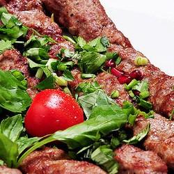 Шампур шашлыка люля-кебаб ассорти - 160 грамм