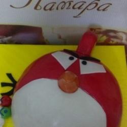 Торт Красная птичка