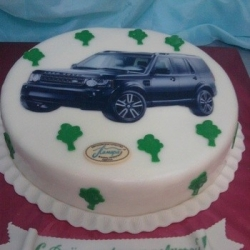 Торт Джип