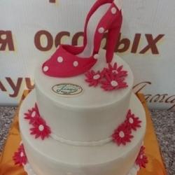 Торт Туфелька