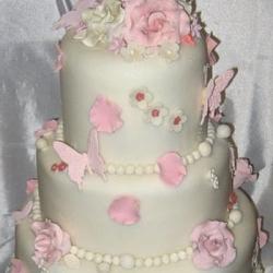 Торт Свадебный 2014В