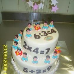 Торт Выпускной бал