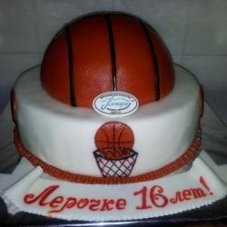 Торт Баскетбол : заказать, доставка