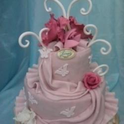 Торт Розовая мечта