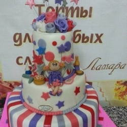 Торт Для девочки : заказать, доставка