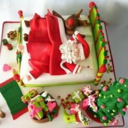 Торт В ожидании Нового года!: заказать, доставка