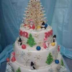Торт Новогодний : заказать, доставка