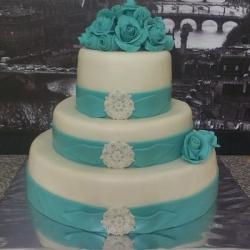 Торт Свадебный18