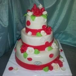 Торт Свадебное настроение