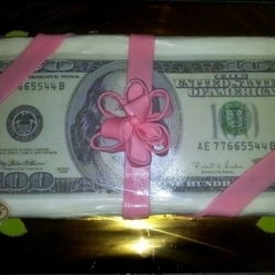 Торт Доллар