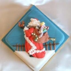 Торт Новогодние подарки