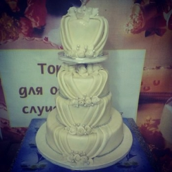 Торт Свадебный 27