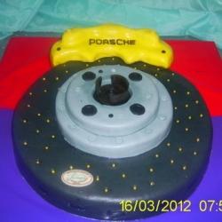 Торт Тормозной диск