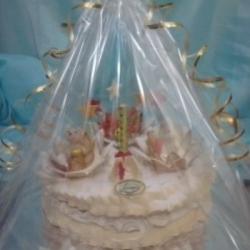 Торт Кардинал детский