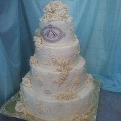 Торт Свадебный А
