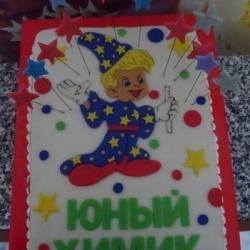 Торт Химик