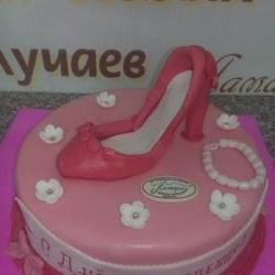 Торт  Розовый : заказать, доставка