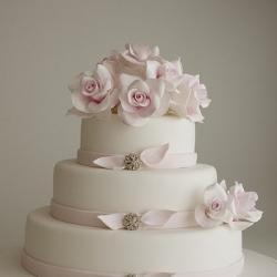 Вариант свадебного торта№7