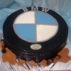 Торт БМВ
