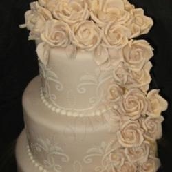 Торт Свадебный 2014Б
