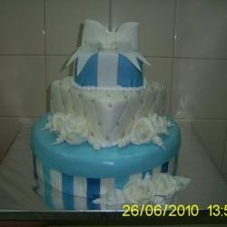 Торт Свадебный подарок