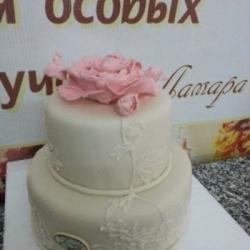 Торт Свадебный Айсинг