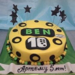Торт  Веn-10