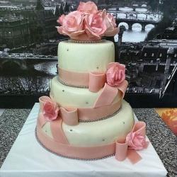 Торт Свадьба 2015