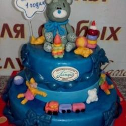Торт Мишка Теди 2
