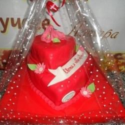 Торт Для любимой : заказать, доставка