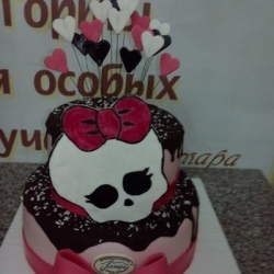 Торт Монстрхай 2