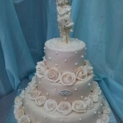 Торт  Свадебный №20