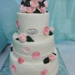 Торт Свадебный 8