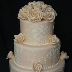 Торт Свадебный 2014А