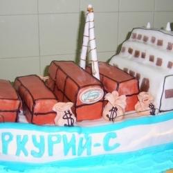 Торт:Сухогруз