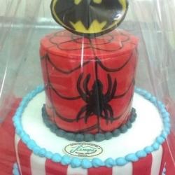 Торт Супер мен