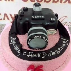 Торт Фотоаппарат : заказать, доставка