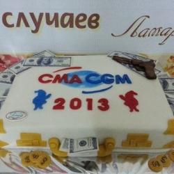 Торт 2013год
