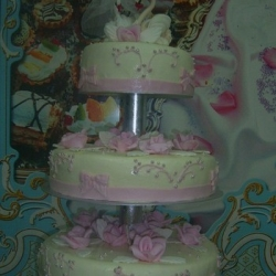 Торт Свадебный25