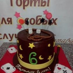 Торт Фокусы