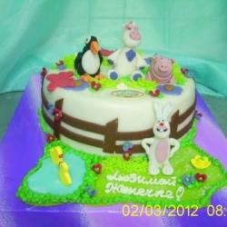 Торт Весёлый двор