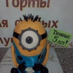 торт Миньон