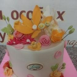 Торт Цветочный: заказать, доставка